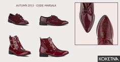 You can't go wrong with this color! #Marsala