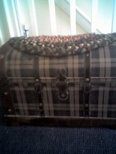 old fashioned trunk, again from Dunelm
