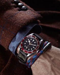 Big Black Book, the Fall/Winter 2013 Essentials: The Return of the Tudor Watch