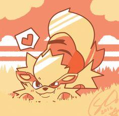 OP: Arcanine in the grass~ | Pokemon