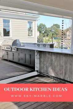 Time to redesign your backyard! Marble Countertops, Kitchen Countertops, Outside Bars, Outdoor Kitchen Design, Backyard, Warm, Brown, Outdoor Decor, Home Decor
