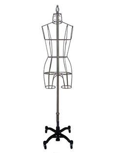PGM Antique Vintage Wire Metal Dress Forms Mannequin PGM https://www.amazon.com/dp/B00SYZBQ3I/ref=cm_sw_r_pi_dp_x_fv4Qyb1X9J505