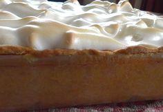 Secrets of the Samoan-style pineapple custard pie – One Samoana Pineapple Pie Recipes, Peach Pie Recipes, Cheap Catering, Peach Custard Pies, Just Desserts, Delicious Desserts, Samoan Food, Polynesian Food, Kitchens