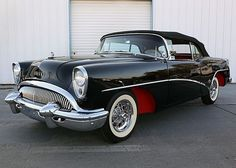 1954 Buick Skylark - What a beaut!!