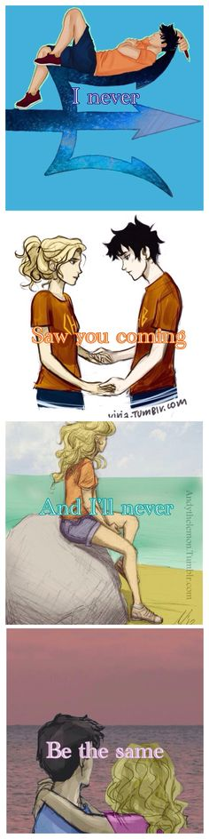 Percabeth/ State of Grace by Taylor Swift