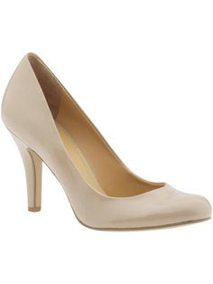 b808294fc4f0 Every girl needs a practical nude pump to throw on with anything from a  cocktail dress to a business suit