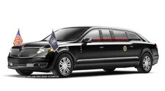 What will the next Presidential limo look like?