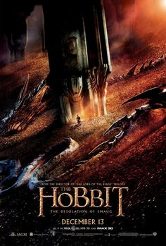 """25 - 7/6/14: """"The Hobbit: The Desolation of Smaug."""" Only watched this because we'd already Redboxed it. It was better than the first Hobbit but still very disappointed. It certainly does not live up to the LOTR trilogy. Slow pace, Crappy acting, bad special effects = huge disappointment."""