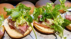 Mini hamburger finger food - Ricetta