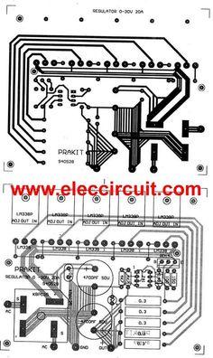 Digital Voltmeter Circuit use intersil ICL7107, R3 value
