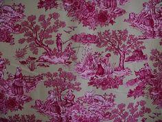 "Ametex Fabric  ""Toile"""