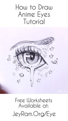 How to draw female anime eyes: step by step for beginners PDF . - How to Draw Female Anime Eyes: Step by Step for Beginners PDF by JeyRam – Learn How to Make Beaut - Female Anime Eyes, How To Draw Anime Eyes, Draw Eyes, Manga Eyes, How To Sketch Eyes, Anime Eyes Drawing, Learn To Draw Anime, Regard Animal, Pencil Art Drawings