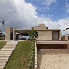 Lagos Residence by Sotero Arquitetos Location: #Camaçari - BA #Brasil by _archidesignhome_
