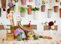 chic ada: Květiny a zahrada