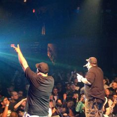 Underground hip hop kings Jedi Mind Tricks dropping knowledge with Immortal Technique live at Cervantes' Masterpiece Ballroom on Saturday May 14.