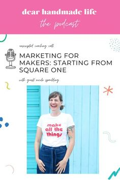 Which social media platforms should I focus on? How personal should I get in my social media posts? What am I supposed to say in my newsletter?I answer these questions and more in today's episode of our podcast as I do an unscripted coaching call with our operations manager @yarnmonster to answer her marketing and branding questions as she embarks on her new venture @hotforcolor. Operations Management, Today Episode, Platforms, Coaching, Branding, Social Media, Posts, Marketing, This Or That Questions