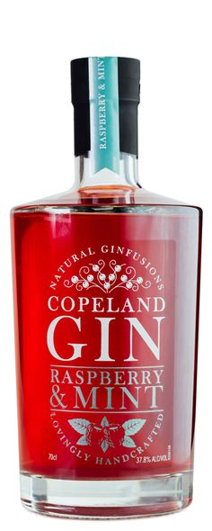 Copeland Gin Raspberry Mint Come and see our new website at bakedcomfortfood.com!