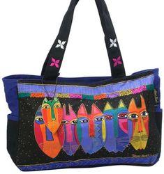 13 Laurel Burch handbags and totes!
