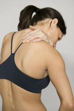 If you've ever felt tension in your upper back and shoulders then you know just how irritating the pain can be. For some women, the tightness can even cause tension headaches. Poor posture, too much computer time or excessive workouts can all cause your body to be out of alignment. The result is often stressed and stiff muscles that can lead to limited range of motion if left unattended. However, regularly stretching your upper back, shoulders and neck can help to loosen the muscles and a…