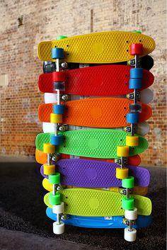 A Unique Range of Longboards, Trucks, Wheels & Longboard Accessories from… Nike Skate, Skate Surf, Long Skateboards, Old School Skateboards, Penny Skateboard, Skateboard Pictures, Longboard Decks, Skateboard Decks, Longboarding