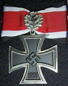 Knight's Cross of the Iron Cross.