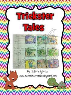 Trickster Tales | Trickster Tales | Pinterest