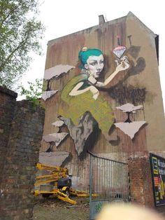 Artist: Sokar uno  City: Magdeburg, Alte Neustadt