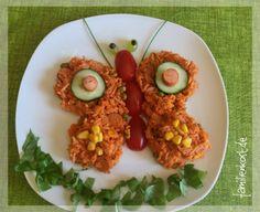 Reispfanne mit Gemüse für die ganze Familie: schnelles Rezept zur einfachen Resteverwertung von Reis, das Kinder lieben