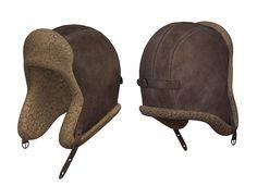 https://flic.kr/p/AEYSZg | Meli Imako Full Perm Mesh Trooper Hat | marketplace.secondlife.com/p/Meli-Imako-Full-Perm-Mesh-Tr...