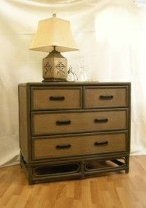 Annie Sloan Chalk Paint™ bamboo dresser.