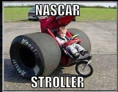 You know your a NASCAR fan when...... Lol