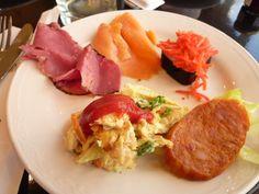 """Prima colazione, """"Outrigger Guam Resort""""(Hotel), Guam"""