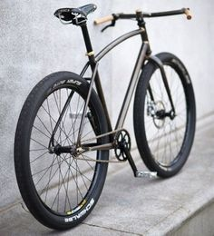 Steel frame bike again