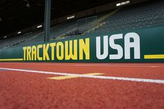 Eugene, Oregon, Tracktown USA-ill be there soon enough