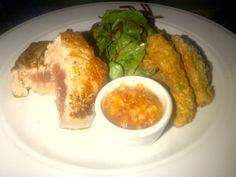 Tasty tuna @ Restaurant Comida