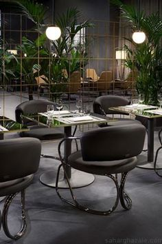 Cafe Trussardi New Concept to Launch in Dubai | Restaurant Design