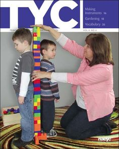 National Association for the Education of Young Children | NAEYC TYC | Teaching Young Children Magazine