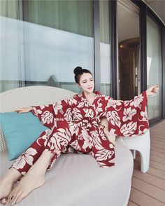 New Large Flowers SimpleThree-piece Pajamas Sexy Sling With Belt Sexy Women Suit Tracksuit Women Loungewear Pajamas Sleepwear -- Check this awesome product by going to the link at the image. Girls Pajamas, Suits For Women, Sexy Women, Lingerie Party, Large Flowers, Lounge Wear, Blue, Chart