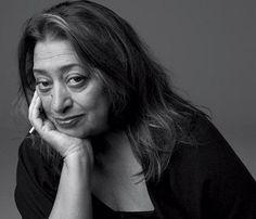 RIP Zaha Hadid