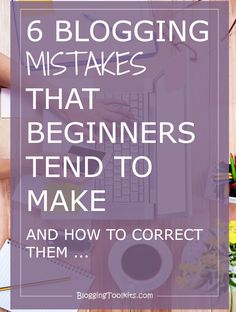 Don't worry, most bloggers make at least one of these mistakes; I certainly have!  Whether you're a new blogger with a specific niche, or a mom blogger blogging about family life in general; you're here because you want to make money from your blog. Find out if you're making any of these blogging mistakes ...