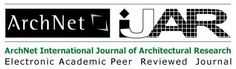 ArchNet-IJAR is an interdisciplinary scholarly online publication of architecture, planning, and built environment studies. The journal aims at establishing a bridge between theory and practice in the fields of architectural and design research, and urban planning and built environment studies.