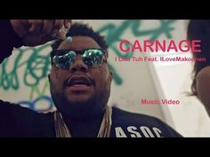"""JESSIE SPENCER: Carnage featuring ILoveMakonnen - """"I Like Tuh"""" (Official Music Video)"""