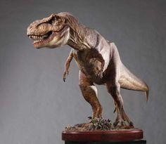 Jurassic World T Rex, Jurassic Park Series, Prehistoric Dinosaurs, Prehistoric Creatures, Dinosaur Art, Dinosaur Toys, Illustration Photo, Illustrations, Statues