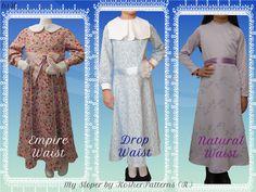 My Sloper by Kosher Patterns (R) - Dress Styles