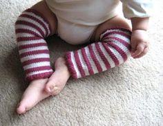 legwarmers for baby girl