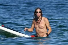 Steven Tyler in Hawaii