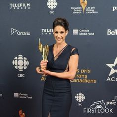 Actress Missy Peregrym poses ... | Celebrities | FirstLook Celebrity Photos