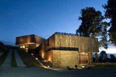 Eco-friendly Hotel Arrebol Patagonia in Puerto Varas, Chile