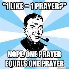 Laugh, or get help. Catholic, and other Christian, humor. Bible Humor, Jw Humor, Jesus Humor, Jesus Jokes, Christian Jokes, Christian Life, What Would Jesus Do, Catholic Memes, Catholic Marriage