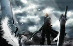 Final Fantasy Cloud Strife Tifa Lockhart Aerith Gainsborough Angeal Hewley